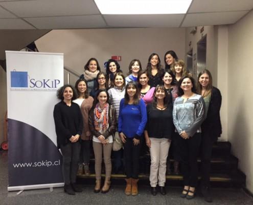 Asamblea anual SOKIP